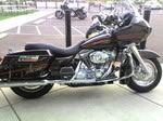 Black Cherry 2007 Road Glide